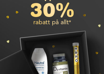 <h5>Black Friday nyhetsmail</h5>